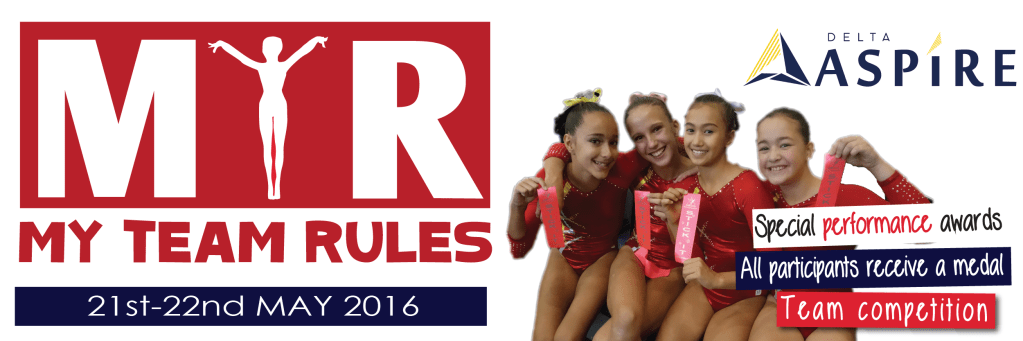 2016 My Team Rules