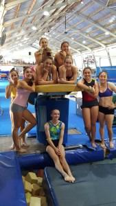 Delta Gymnastics Barron Valley Cairns