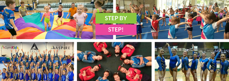 How we Roll… Step by Step through our Program Pathways!