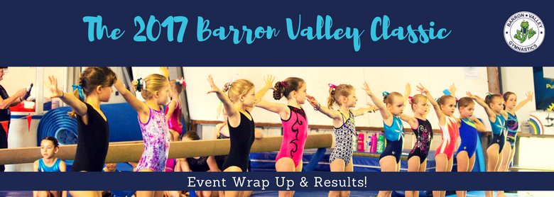 Barron Valley Classic – Results
