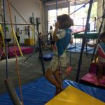 Building kids strength and agility Ninja style - Delta Gymnastics Brisbane, Gold Coast & Barron Valley