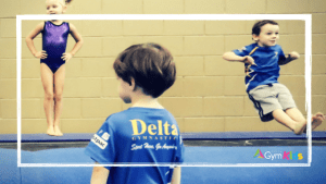 Kids gymnastics sensory system - Delta Gymnastics Brisbane, Gold Coast & Barron Valley