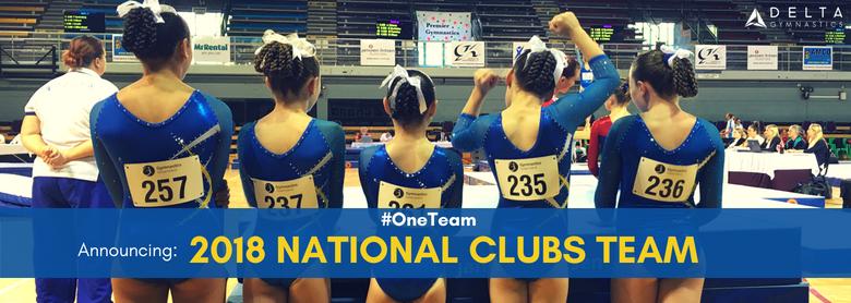 Brisbane's National Clubs Team 2018