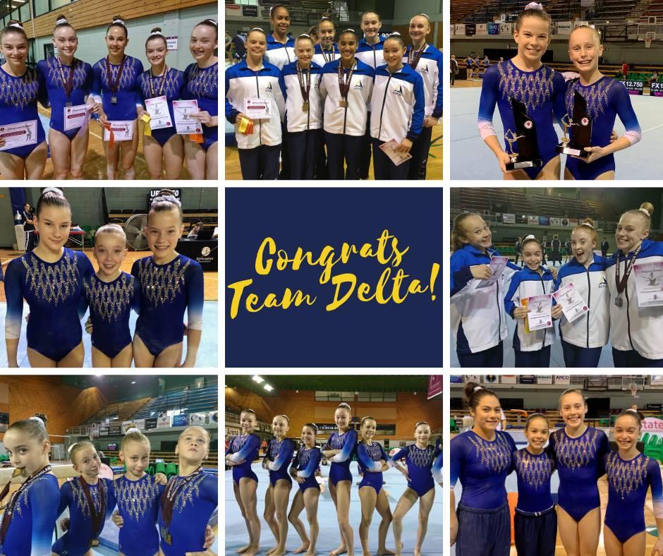 Senior State Championships Gymnastics 2019