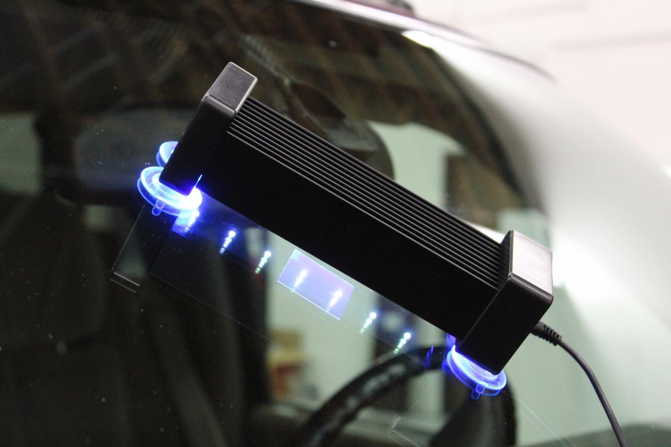 Ez 450d Mobile Pro Windshield Repair System