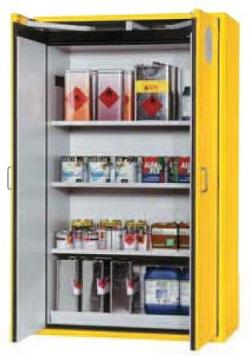 armoires pour produits inflammables