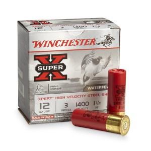 """Winchester 12Ga Super X 2¾"""" #4 36gm"""
