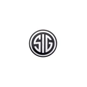 Sig Sauer Logo Sticker
