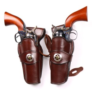 Mernickle High Performance Double Strong Side Holster Set