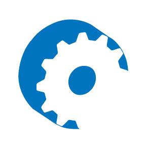 Delta ModTech Gear Logo
