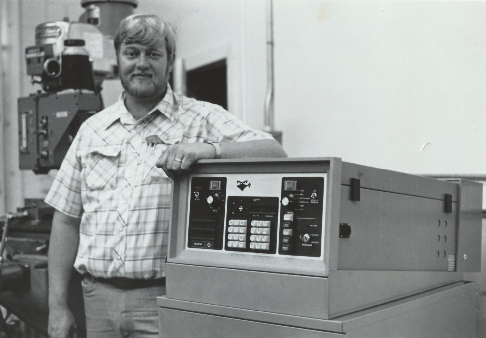 Founded in 1978 by President David Schiebout, Delta ModTech began as a retrofitter of small mills and lathes in the machine tool industry, installing computer controls on manually-operated machinery.