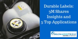 Durable Labels: 3M Shares Insights and 5 Top Applications