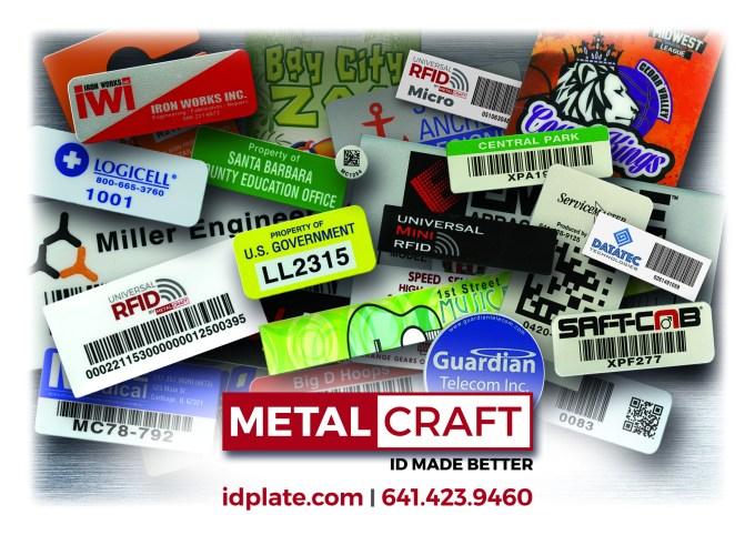 Metalcraft RFID solution