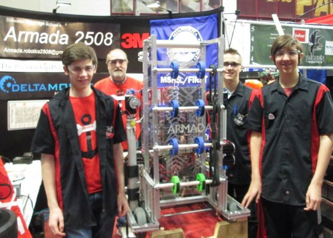 Team Armada from Stillwater, MN