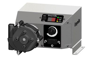 Graymills nieuwe PQT inktpomp