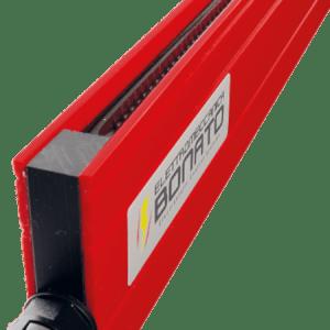 Deltapak Bonato electrostatic charging bar