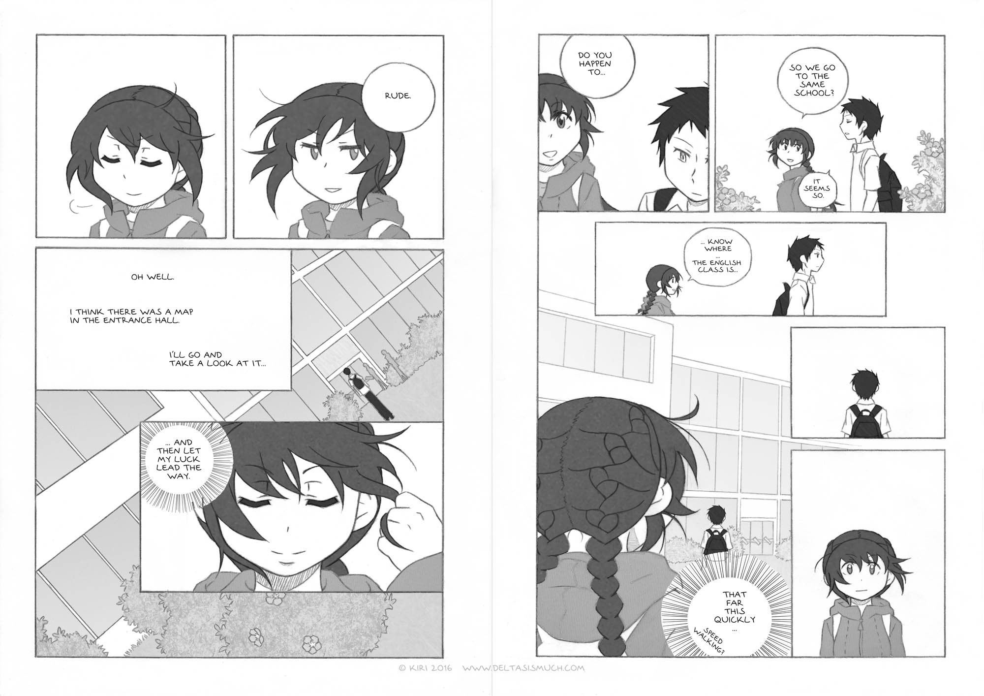 Chapter 1, pages 11 and 12