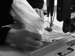 tissu machine à coudre voile voilerie bretgane côtes-d'Armor