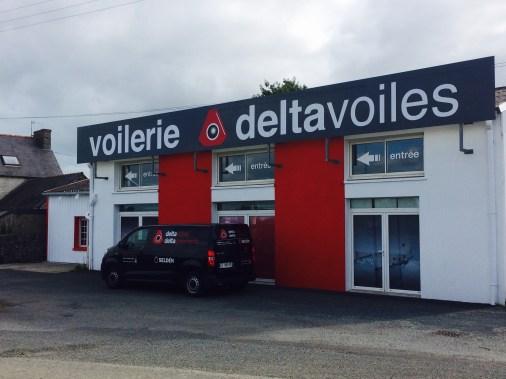 Voilerie Bretagne Côtes-d'Armor