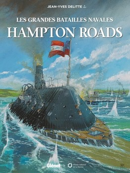 Hampton Roads - Combat naval…