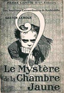 Le Mystère de la chambre jaune cover Lafitte 205x300 - Mystère et boule de gomme…