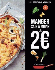 Manger sain à moins de 2 € 236x300 - Cuisine doublement légère…