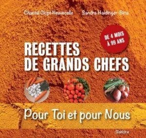 Recettes de grands chefs – Pour Toi et pour Nous 300x283 - Gastronomie helvétique…