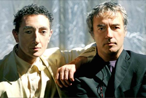 Sandro Lombardi e David Riondino