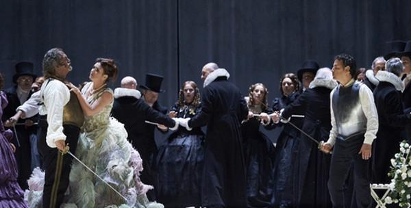 Desdemona separa Otello e Rodrigo