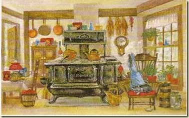 Christmas kitchen(2)