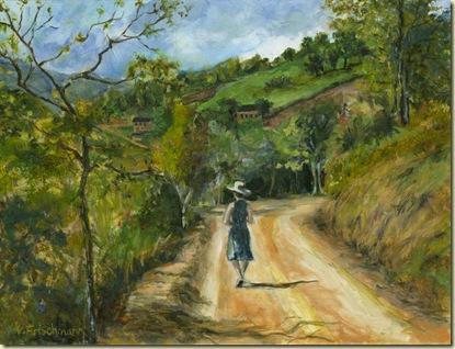 countryu road