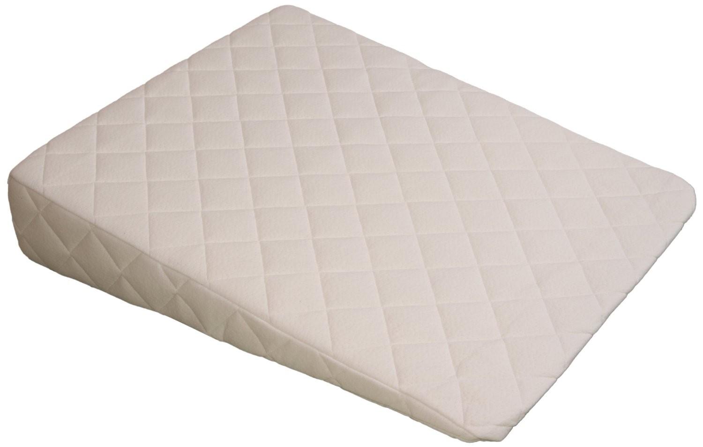 original sleep wedge pillow 6 inch best foam bed pillows snoring heartburn congestion relief