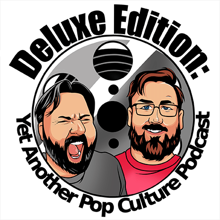 Deluxe Edition Podcast - Logo