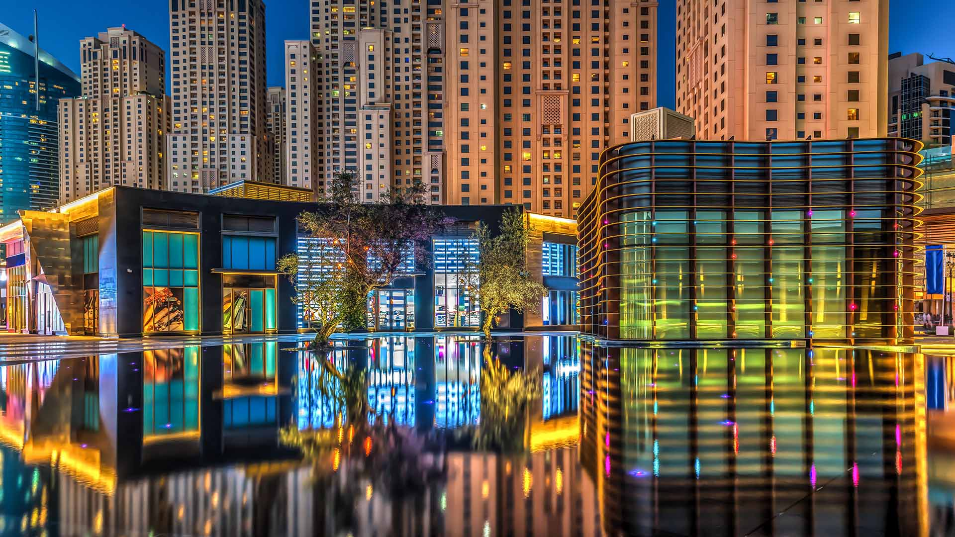 Jumeirah Beach Residence JBR Deluxe Holiday Homes