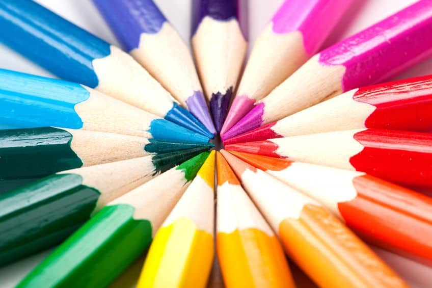 How to Choose Colours for Your Branding