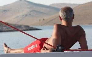 Coaching sailing