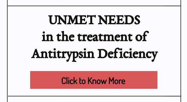 Antitrypsin deficiency