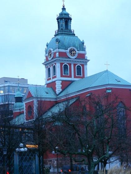 L'architecture de Stockholm vaut le coup d'oeil