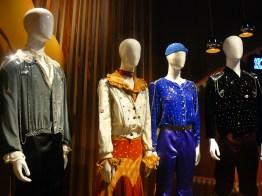 Costumes de scène d'Abba de l'Eurovision 1974