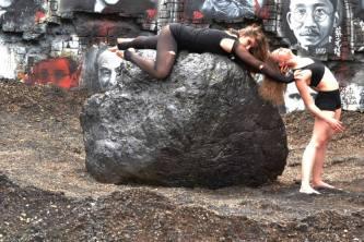 Lilith est interprétée par Eugénie Leclercq. Photo Motion Capture