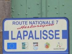 La mythique Nationale 7 traverse Lapalisse.
