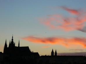 Prague la romantique.