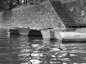 Sur les bords de la Vltava