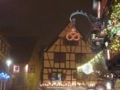 Au coeur d'Eguisheim.