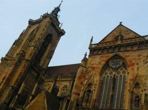 La cathédrale Saint-Martin de Colmar.