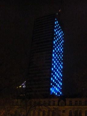 La tour Incity
