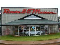 Un nouveau musée de la Route 66, à Clinton.