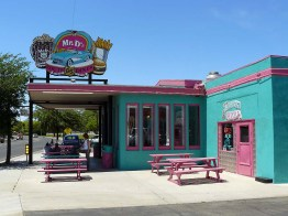 Mr D'z, fast food de Kingman à tester !