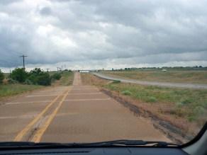 Sur de nombreux kilomètres, la Route 66 longe l'interstate... souvent préférée par les automobilistes.