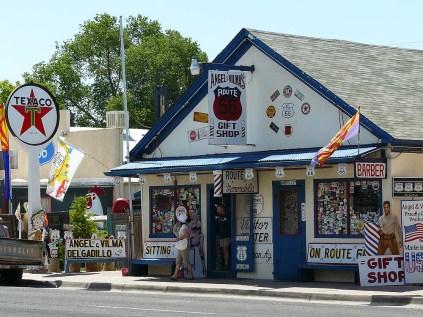 Seligman est la ville par laquelle a commencé la renaissance de la Route 66.